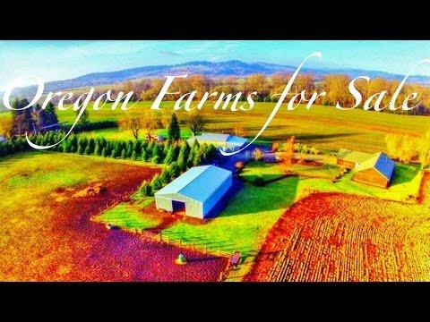 Oregon Farms For Sale