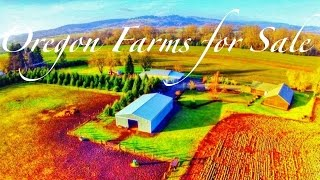 Oregon Farms For Sale