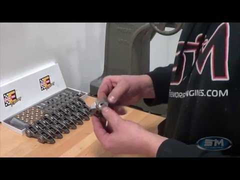 LSFree Engine Build Up Part Three - Top-End Assembly