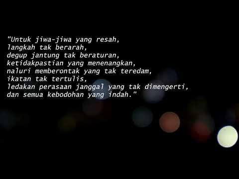 The Rain - 1995 (Official Lyric Video)