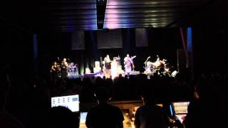 "INDIA.ARIE and GRAMPS MORGAN ~ ""Thy Will Be Done"" (partial song) ~ Club NOKIA LA ~ 9.27.13"