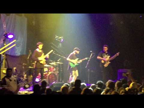 Momento - Intervals Live @ The Mayan Theater Los Angeles 12-15-16