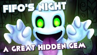 Fifo's Night Review - Fun Halloween 3D Platformer | TE (Video Game Video Review)