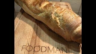 Французский багет: рецепт от Foodman.club