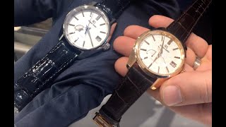 Steve LIVE from Little Treasury - Rolex, Omega, Grand Seiko and more!