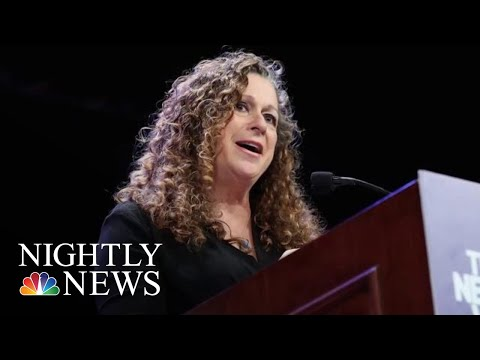 Abigail Disney Speaks Out Against Bob Iger's $65.6M Compensation | NBC Nightly News