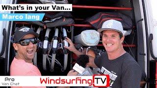 Most Organised van ever? - Windsurfing Van Chat