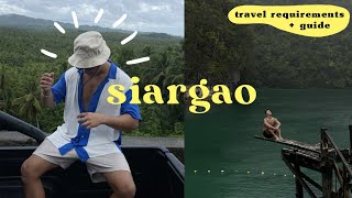 Back in Siargao! (Travel Requirements + Guide) 2021