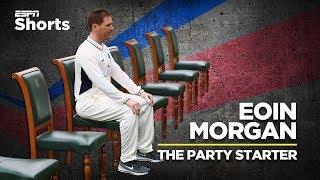 Eoin Morgan: The Man Behind England
