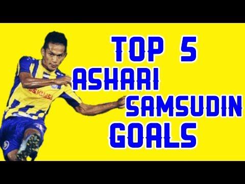 Top 5 Ashari Samsudin Goals