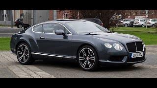 Тест драйв Bentley Continental GT от Давидыча и АвтоОбзор