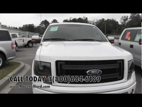 2013 Ford F-150 FX2 SuperCrew Review Truck Videos * $98 Over ...