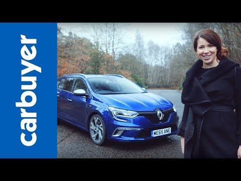 Renault Megane Sport Tourer In-depth Review - Carbuyer