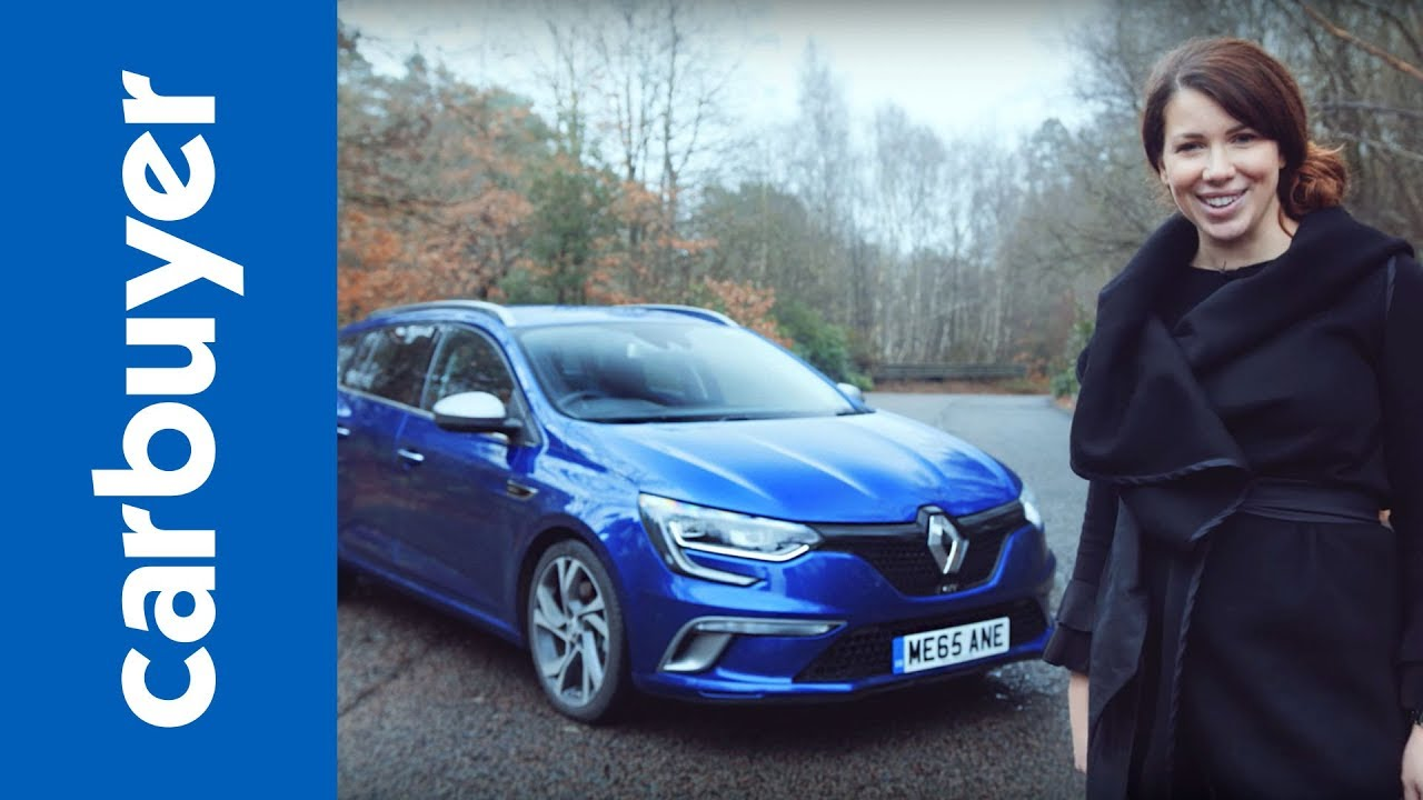 Renault Megane Sport Tourer - is this the most stylish estate you can buy? - Carbuyer - Dauer: 5 Minuten, 44 Sekunden