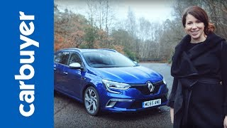 Renault Megane Sport Tourer - is this the most stylish estate you can buy? - Carbuyer