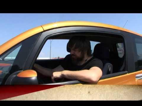 Продорожник. Peugeot 1007. Развернутый тест. Усадьба Фон Мекк (дом с приведениями).
