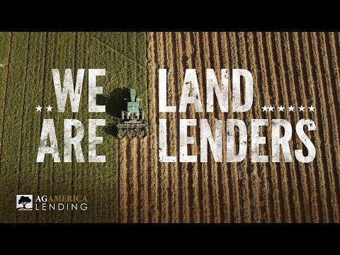 We Are The Land Lenders | AgAmerica Lending