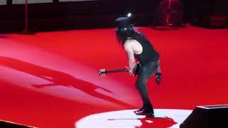 Guns N' Roses - Slash's Solo - Godfather Theme - Sweet Child O' Mine (cut) - Live in Jakarta 2018 mp3