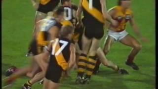 1992 AFL Foster's Cup Round 1 - Richmond vs Brisbane
