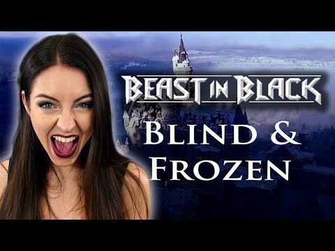 Blind and Frozen - Beast in Black (Cover by Minniva/Quentin Cornet/Mike Livas/Mr Jumbo) Mp3