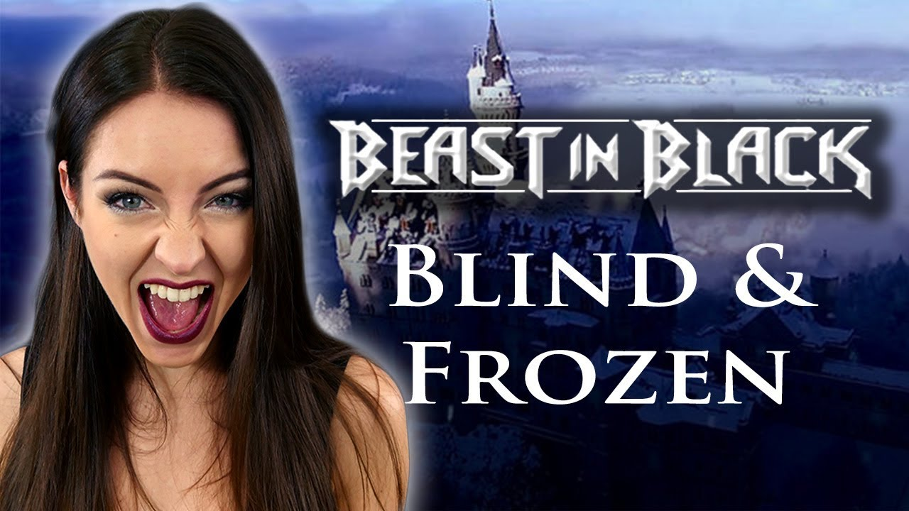 Blind And Frozen Beast In Black Cover By Minniva Quentin Cornet Mike Livas Mr Jumbo Youtube
