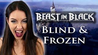 Video Blind and Frozen - Beast in Black (Cover by Minniva/Quentin Cornet/Mike Livas/Mr Jumbo) download MP3, 3GP, MP4, WEBM, AVI, FLV Oktober 2018