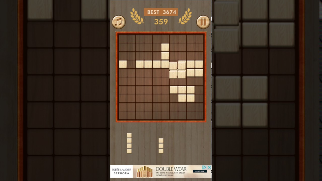 Wooden Block Puzzle Game Perfect By Ed Sheeran