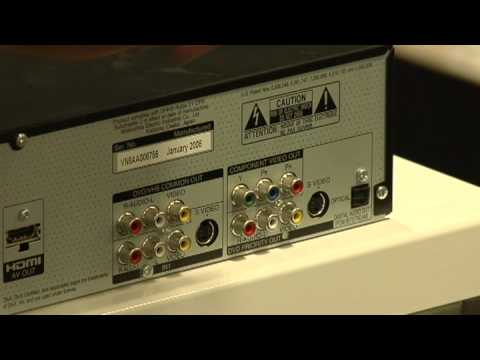 Electronics Tips  How to Connect a DVD Player to a VCR TV Receiver