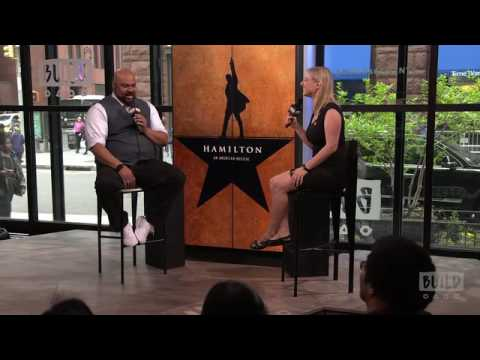 "James Monroe Iglehart Speaks On ""Hamilton"" And Other Upcoming Projects"