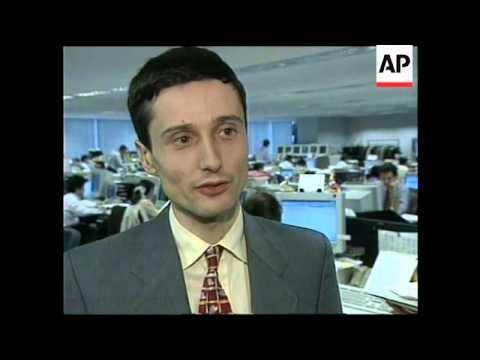 JAPAN: STOCK MARKETS SURGE