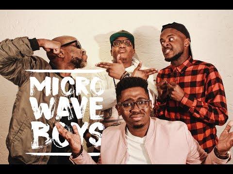 Are You Smarter Than The #MicrowaveBoys? | Sibu Mpanza