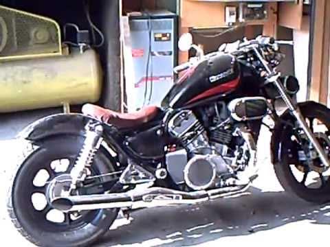 vulcan 750 bobber - youtube