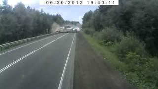 Repeat youtube video Хурдны зам дээр гарсан аймшигтай осол