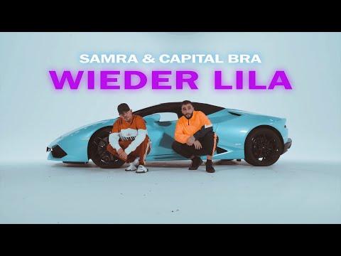 SAMRA & CAPITAL BRA - WIEDER LILA (PROD. BY BEATZARRE & DJORKAEFF)
