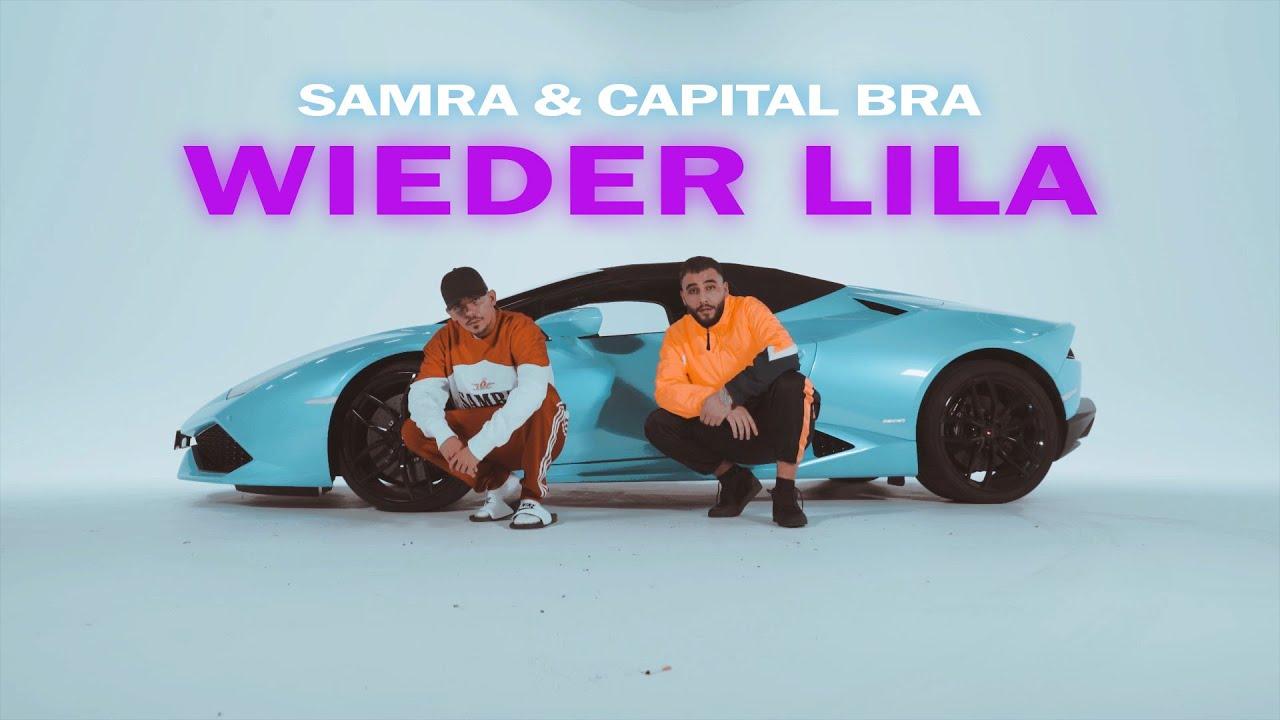 [VIDEO] - SAMRA & CAPITAL BRA - WIEDER LILA (PROD. BY BEATZARRE & DJORKAEFF) 1