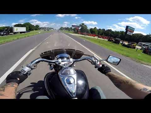 2007 Honda VTX1300 Trike Conversion Ride Review