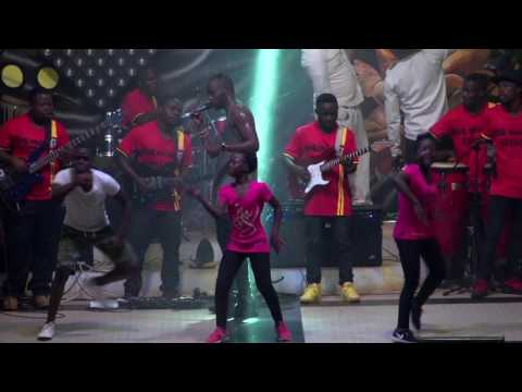 EDDY KENZO SITYA LOSS LIVE PERFORMANCE AT HIS 2016 CONCERT
