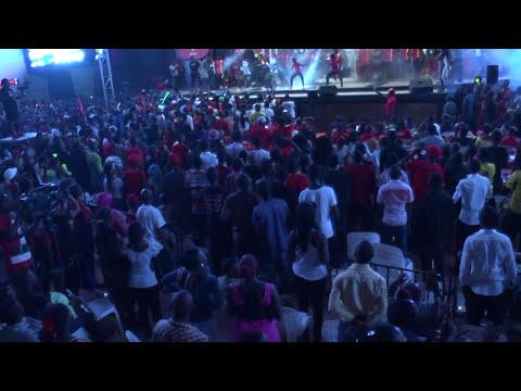 EDDY KENZO SITYA LOSS LIVE PERFORMANCE AT HIS 2016 CONCERT