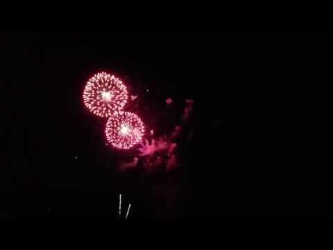 Burlington, Vermont Independence Day Fireworks