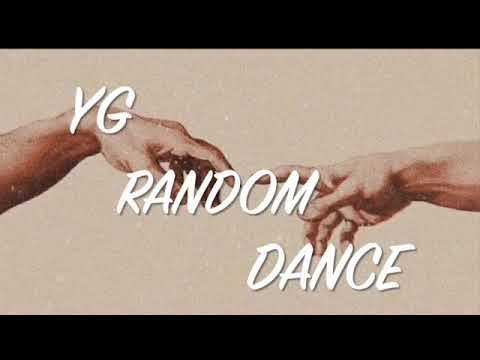 YG RANDOM DANCE