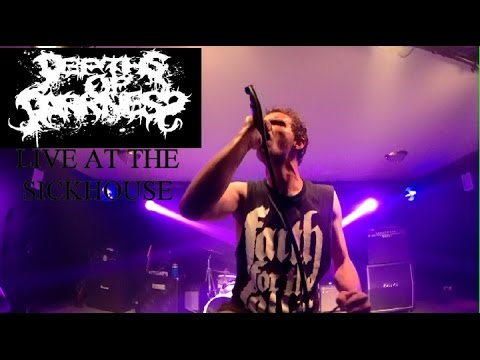 Depths Of Darkness Live at the Sickhouse