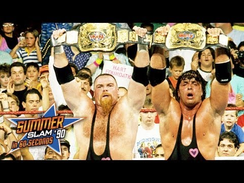 SummerSlam in 60 Seconds: SummerSlam 1990