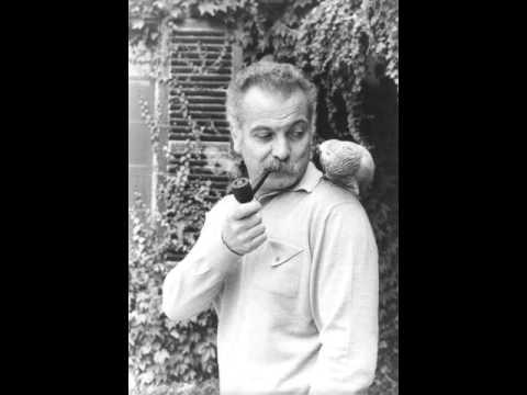 Georges BRASSENS interviewé par Nikos Aliagas...
