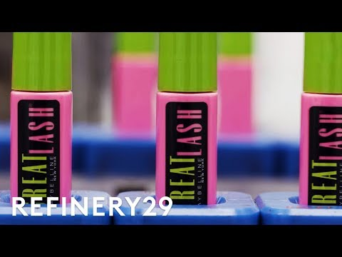 How Maybelline Mascara Is Made | How Stuff Is Made | Refinery29
