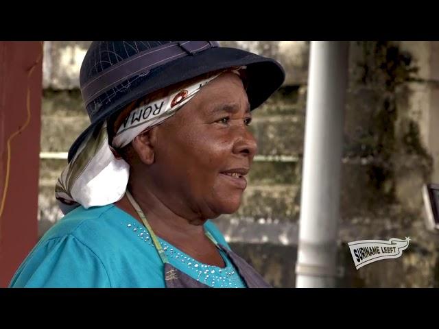 Suriname Overzee   'Suriname Leeft' afl. 21    Kwattamarkt leeft!