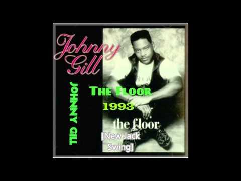 Johnny Gill The Floor HD