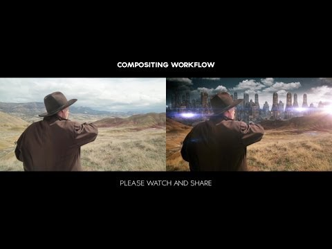 Compositing Workflow