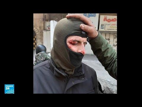 العراق: طلقات بنادق الصيد -الصجم- لا تميز بين المتظاهرين وعناصر الأمن  - 20:59-2020 / 2 / 21