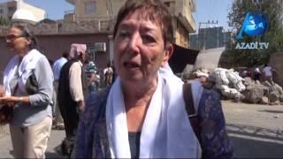Kadın platformu Cizre'de