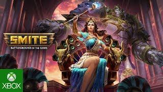 SMITE – Lore Reveal - Hera, Queen of the Gods